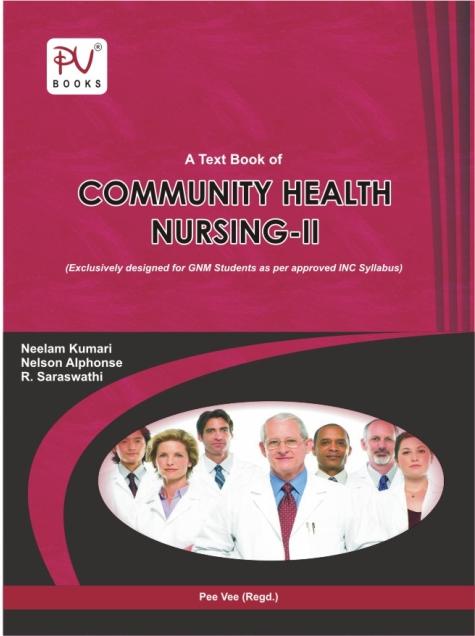 COMMUNITY HEALTH NURSING-II