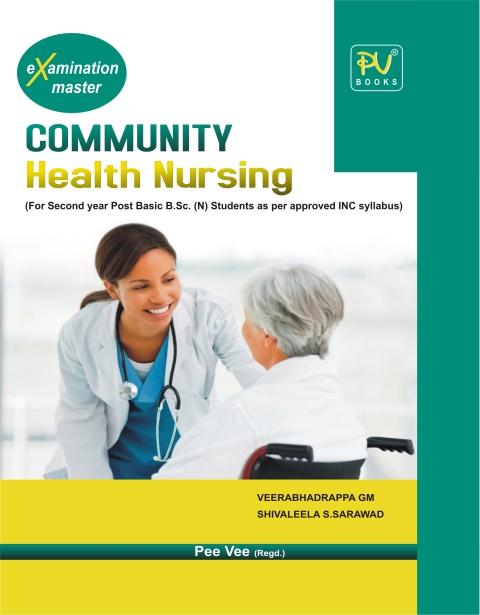 EM OF COMMUNITY HEALTH NURSING II ( POST BASIC) – S Vikas