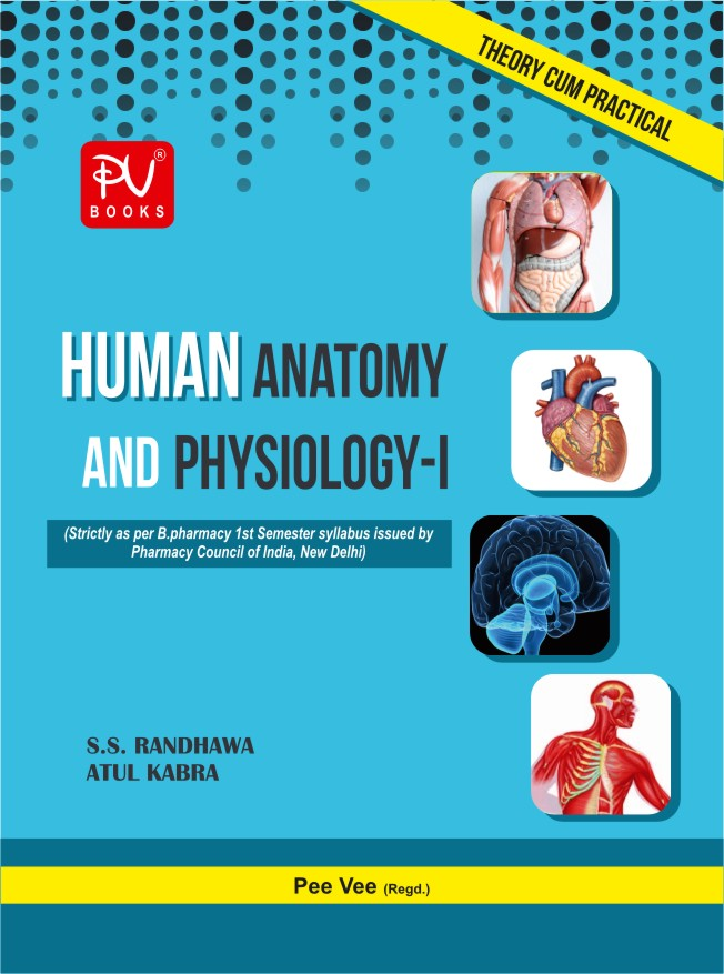 HUMAN ANATOMY AND PHYSIOLOGY-I – S Vikas, Pv Books, Medical Books ...