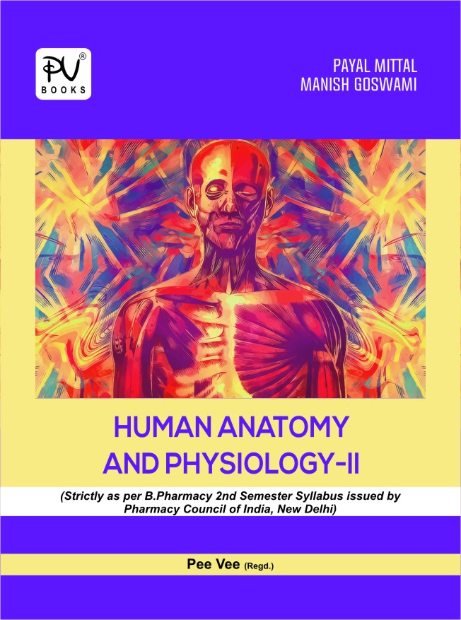 HUMAN ANATOMY AND PHYSIOLOGY -II (B.PHARM SEM II) – S Vikas, Pv ...