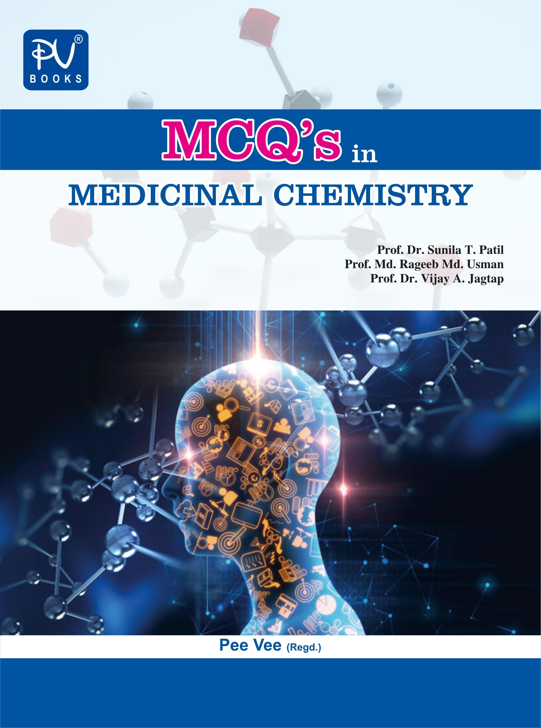 MCQS IN MEDICINAL CHEMISTRY